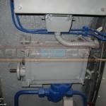 DSV montat in sala masini