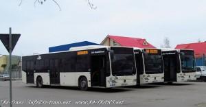 ratb autobuz mercedes citaro