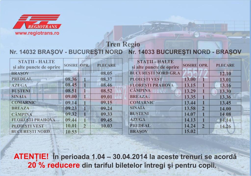 regiotrans tren nou